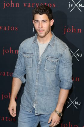 "Nick Jonas and Lily Collins went out on a couple of dates back in 2016. ""We have known each other for years, just running in the same circles,"" the now-Priyanka Chopra husband said. ""She is amazing."" (Photo: WENN)"