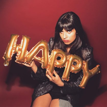 Jameela Jamil's net worth is about $1.9 million—which isn't too surprising, but still impressive for someone so ne to acting. However, using her fame to do something genuinely good it's way more important than wealth. (Photo: Instagram)