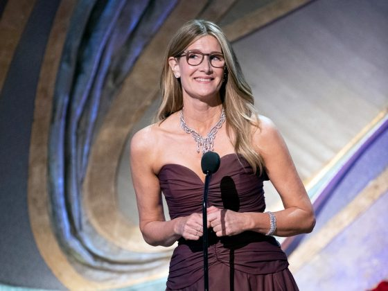 That In-Show Academy Museum Ad was one of the worst moments of the night. So, please, Oscars, next time don't use Laura Den to do free marketing for you. She has better things to do. (Photo: Release)