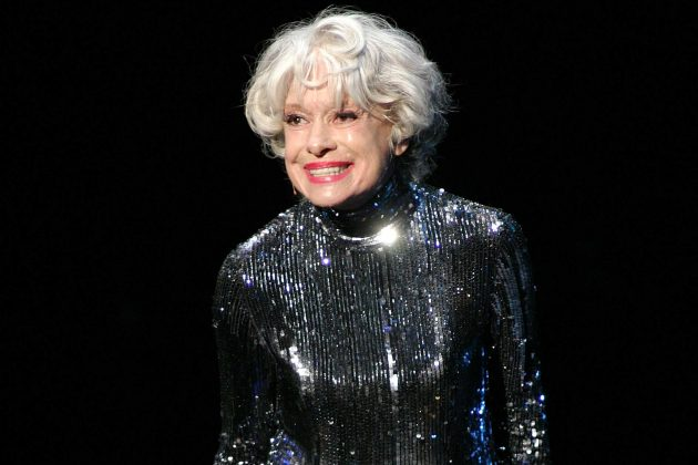 Carol Channing was nominated for an Academy Award in 1968 for best supporting actress in 'Thoroughly Modern Millie,' which is why her omission from the 'In Memoriam' segment was especially glaring. (Photo: Release)
