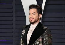 After dating for months, Adam Lambert and Javi Costa Polo are Instagram official. Finally! (Photo: WENN)