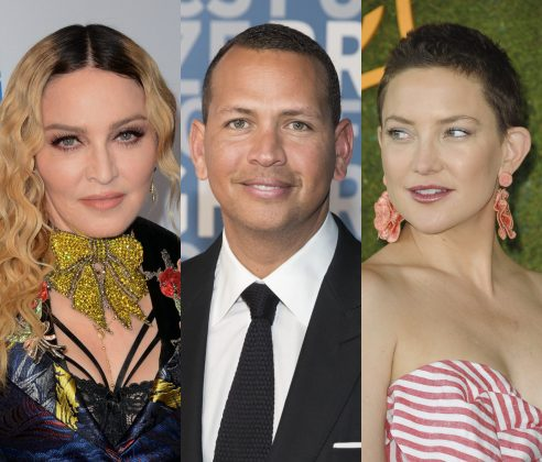 Let's remember all the women who dated Alex Rodriguez before he found true love with his new leading lady Jennifer Lopez. (Photo: WENN)