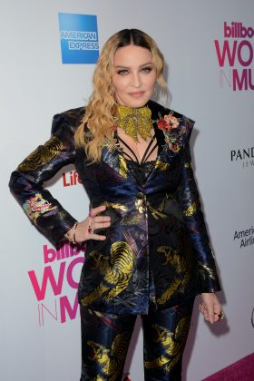 Rumors linking Alex and Madonna surfaced shortly after he filed divorce from his wife. The singer, however, released a statement saying she wasn't involved with Rodriguez. (Photo: WENN)