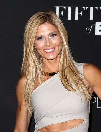 Model and professional wrestler Torrie Wilson dated Alex from 2011 to 2015 before they called it quits. (Photo: WENN)