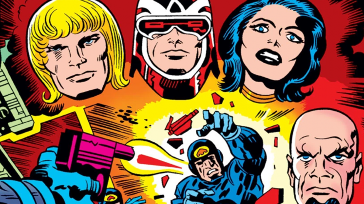 The story follows the Eternals, a group of super-power near-immortal beings, a more monstrous off-shoot known as the Deviants that were created by the cosmic beings called Celestials. (Photo: Release)