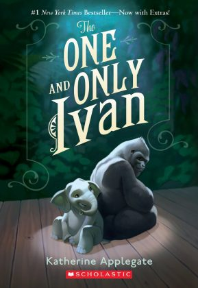 "Angelina Jolie also stars in the live-action/animation hybrid ""The One and Only Ivan,"" based on the eponymous novel. (Photo: WENN)"