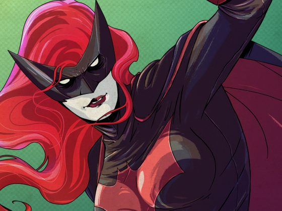Kate Kane is probably the coolest bat in Gotham. We don't deserve a queer, ginger, Jewish, superheroine, but we definitely need Batwoman. It might be the most serious, adult cape comic on this list! (Photo: Release)