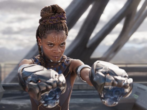 Even outside of her stellar live action debut, Shuri has been an incredible hero in her own right. She's even taken over as the Black Panther and Queen of Wakanda in T'Challa's stead. (Photo: Release)