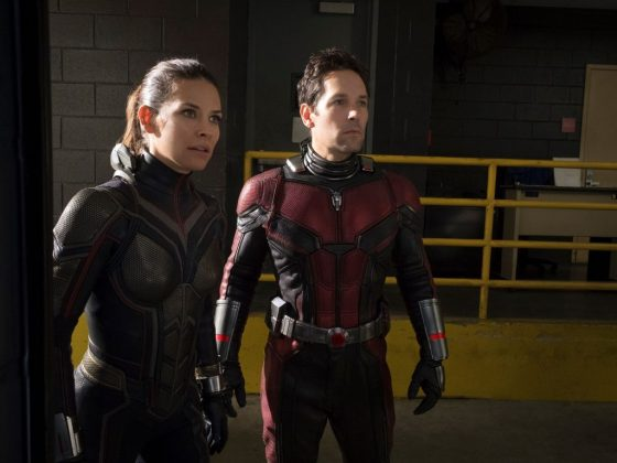 "As far as movie goes, The Wasp is still fairly new on the scene. After her superhero debut in ""Ant-Man and the Wasp,"" she proved she has what it takes to fight alongside the big boys (or girls). (Photo: Release)"