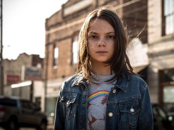 X-23 could seem like an out-of-the-box pick, but after a re-watch of Logan and watching her slashing and dismembering hordes of men, we can't (won't dare to) keep her out of the conversation. (Photo: Release)