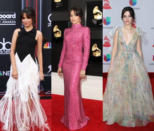 In honor of her 22nd birthday, let's take a look at the very best of Camila Cabello in the red carpet. These 10 looks will have you singing Havana, ooh na-na! (Photo: WENN)