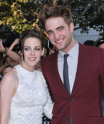 Kristen Stewart was seen being unfaithful to Robert Pattinson with director Rupert Sanders when photos of the two making out emerged. (Photo: WENN)