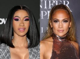 Cardi B's movie debut will be opposite Jennifer Lopez. (Photo: WENN)
