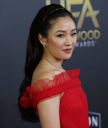 Constance Wu, from 'Crazy Rich Asians', will also be part of the project. (Photo: WENN)