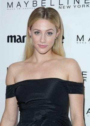 The movie also stars Lily Reinhart from 'Riverdale.' (Photo: WENN)