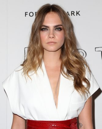 "Cara Delevingne confessed how uncomfortable she felt during an encounter with Weinstein in a hotel room. She told him she wanted to leave. ""He walked to the door and stood in front of it and tried to kiss me on the lips."" (Photo: WENN)"