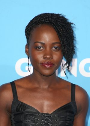 "Oscar winning actress Lupita Nyong'o detailed a series of alleged uncomfortable encounters with Weinstein. ""I thank the women who have spoken up and given me the strength to revisit this unfortunate moment in my past."" (Photo: WENN)"