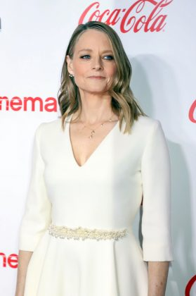 Two-time Oscar winner Jodie Foster attended Yale University where she earned a bachelor's degree in literature in 1985. (Photo: WENN)