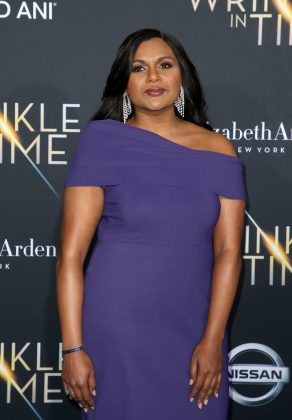 Mindy Kaling studied Latin at Dartmouth before switching to theater. She graduated in 2001 with a degree in playwriting. (Photo: WENN)