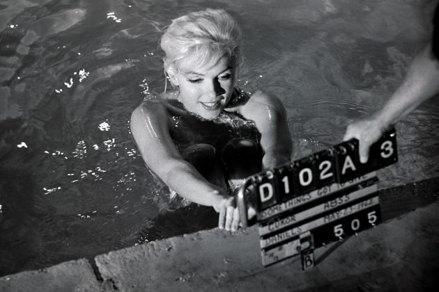 Marilyn Monroe died of a drug overdose in 1962, before enough footage of 'Something's Got to Give' could be shot. As a result, the movie was shut down. Footage from the unfinished film appeared in documentary 'Marilyn: The Final Days.' (Photo: Release)