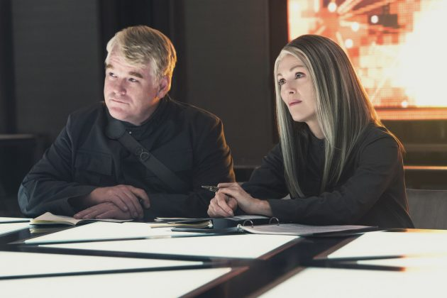 Philip Seymour Hoffman's death shocked the world on 2014. The Oscar-winning actor was still in the process of filming 'The Hunger Games: Mockingjay—Part 2', although he had already shot most of his scenes. (Photo: Release)