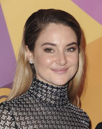 """I just haven't met anyone were I was like, 'Wow, I could definitely see myself spending a season of my life with you,"" Shailene Woodley said. ""I don't even know if humans are genetically made to be with one person forever."" (Photo: WENN)"
