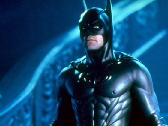 """George Clooney continuously apologizes for his role in """"Batman"""" 17 years later. """"Let me just say that I'd actually thought I'd destroyed the franchise until somebody else brought it back years later and changed it."""" (Photo: Release)"""