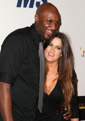 It didn't take long for Khloé Kardashian to fall for Lamar Odom. They met in August 2009, and just one month later, the reality TV star and the NBA player were walking down the aisle. Their marriage officially ended in 2016. (Photo: WENN)