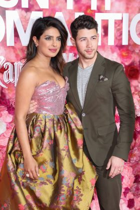 Nick Jonas and Priyanka Chopra sparked romance rumors in the summer of 2018. So people were shocked to learn they were engaged after only two months of dating. The pair got married in November. (Photo: WENN)