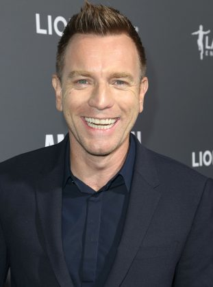 Ewan McGregor revealed in 2008 that he had a mole removed from his face due to skin cancer. The surgery left a scar that can be difficult to hide when it's in the spotlight. (Photo: WENN)