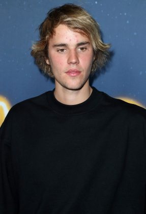 "Despite a solid (and expensive) skin care regimen, pimples continue to cover Justin Bieber's face. However, after showing off his forehead acne on Instagram, he declared that ""pimples are in."" (Photo: WENN)"