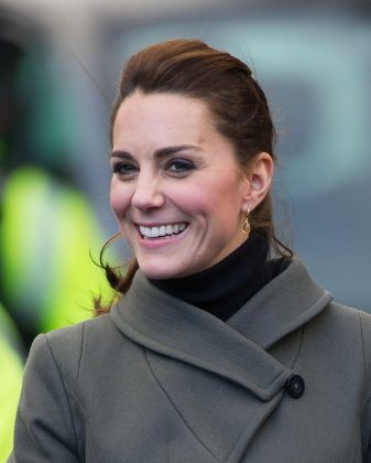 Kate Middleton is rarely seen with a hair out of place. However, as a teenager, she suffered from red, flaky skin. Not only did she battled eczema, but she was also bullied for her not-so-perfect skin. (Photo: WENN)