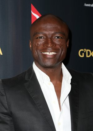 Seal's scars are consequence of his discoid lupus, a chronic skin condition that causes inflamed sores to appear on the skin. The disease is no longer active, but it caused permanent marks on his face. (Photo: WENN)