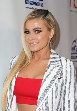 Before hitting up the big screen in 'Baywatch,' actress Carmen Electra was an exotic dancer. She was so good that later, when she was already famous and rich, she released her own signature brand of stripper poles. (Photo: WENN)