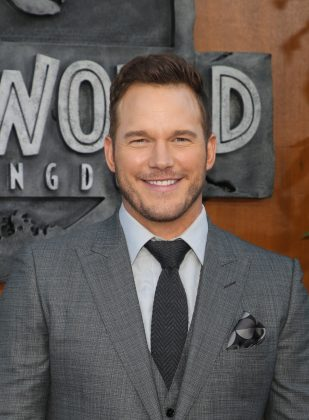 """I loved to always get naked. I was very free, so I thought, 'I may as well get paid,"" Chris Pratt said in an interview. Though he did audition on a stage for a club one time, he didn't get the job because he isn't ""a very good dancer."" (Photo: WENN)"