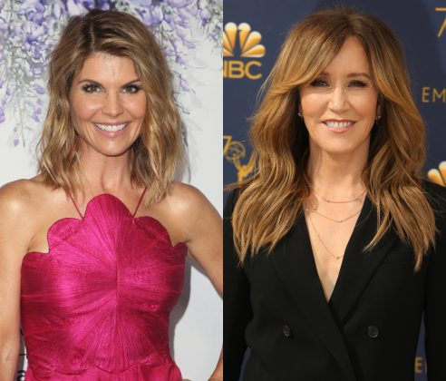 Click to see the best celebrity reactions to the admissions scam scandal. Just when we thought white rich people abusing their privilege was old news… (Photos: WENN)