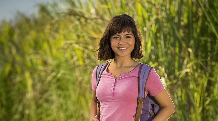 Not even a cast including Eva Longoria, Michael Peña, Benicio del Toro and Danny Trejo could save the Dora the Explorer movie from being dragged by Twitter. (Photo: Release)