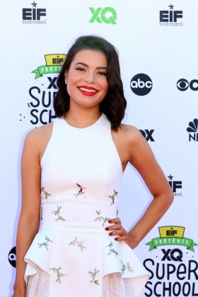 It's still unclear whether Miranda Cosgrove will be part of the show's reboot. (Photo: WENN)