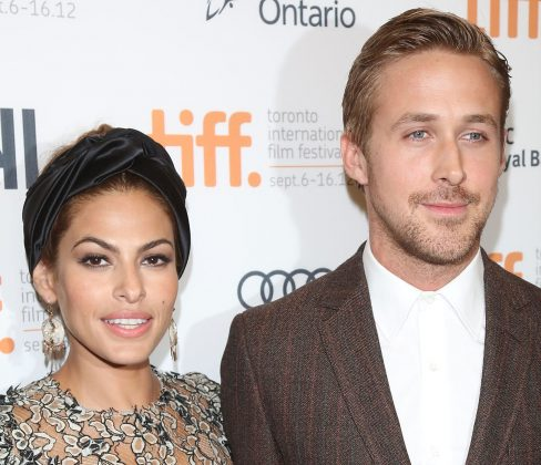 Click through our photo gallery to learn 10 things about Eva Mendes and Ryan Gosling and their infamously private romance. (Photo: WENN)