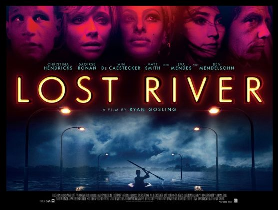 In his 2015 directorial debut, Gosling's lady was cast in a small role for 'Lost River'. Now—the movie wasn't bad because of Eva, but still, it didn't do great. Good thing their relationship was strong enough to endure the negative press! (Photo: Release)