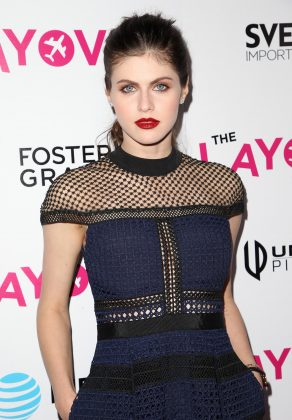 Her full name is Alexandra Anna Daddario. She was born March 17, 1984 and was raise on Manhatan's Upper East side. Fancy! (Photo: WENN)