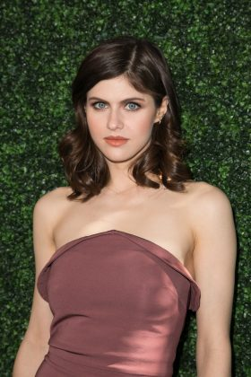 "Daddario dropped out of high school at 16 to be on the soap opera ""All My Children."" Though she regrets it because she found her 'good girl' role to be ""boring."" (Photo: WENN)"