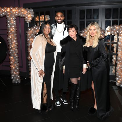 The Kardashian-Jenner clan used to be very supportive of Tristan. Not any more, for obvious reasons. Their relationship went from having them sit at his games next to publicly unfollowing him on social media. You had it coming, T! (Photo: Instagram)