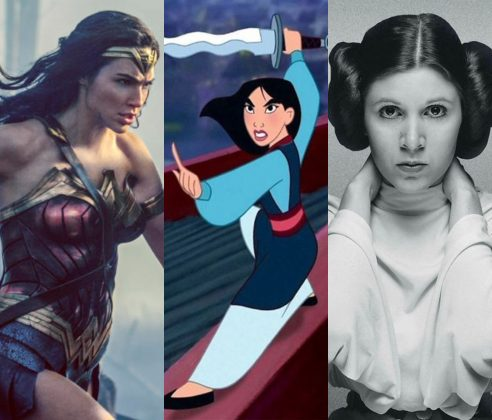 Looking for more strong female characters in your life? Click through to find them! (Photo: WENN)