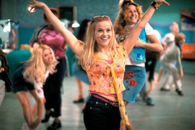 Elle Woods went from being a spoiled sorority sister in 'Legally Blond' to graduate to be a Harvard Law School graduate that is aware of her own capabilities. (Photo: Release)