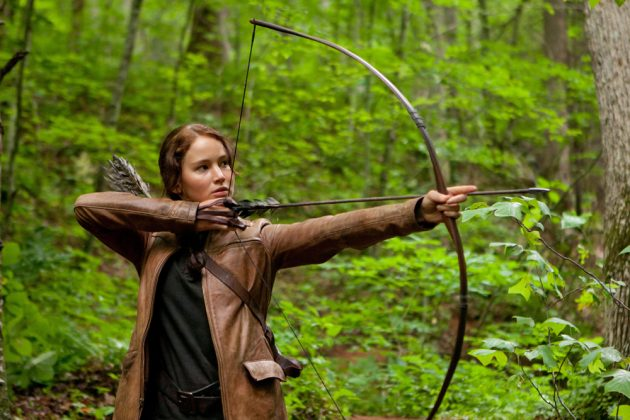 Katniss Everdeen survived multiple Hunger Games and became the spark of rebellion through the Districts against President Snow. (Photo: Release)