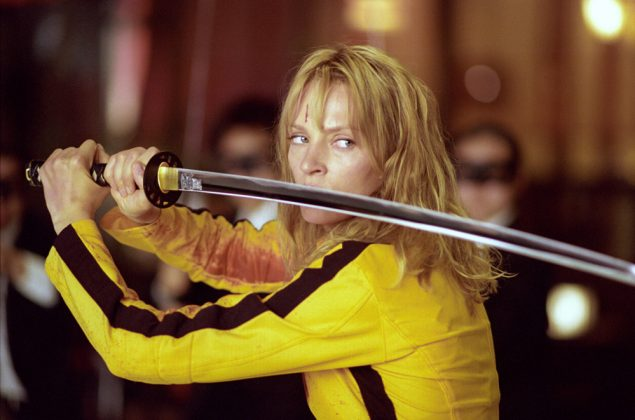 The Bride in the 'Kill Bill' movies goes on a revenge-fueled murder spree. How does someone described as 'the deadliest woman in the world¿ not make this list? (Photo: Release)