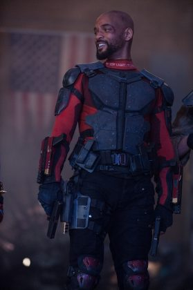 According to reports, Idris Elba will play Deadshot in the sequel. (Photo: Release)