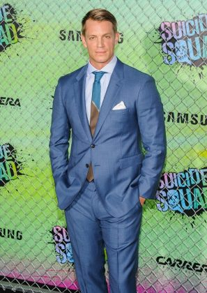 It's unclear is Joel Kinnaman's character Rick Falgg will take part on the new Suicide Squad movie. (Photo: WENN)