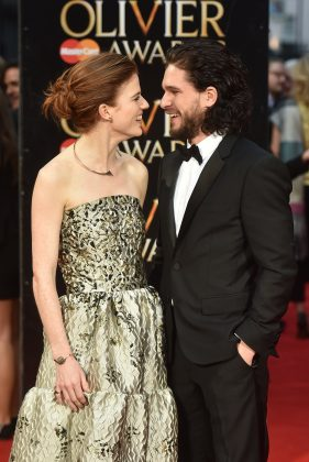 Kit Harrington also met his wife Rose Leslie in the show. (Photo: WENN)